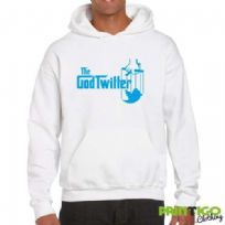 The GodTwitter Hoodie